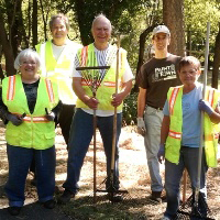 200 JoinUs Volunteer adopt a trail