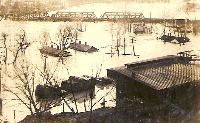 loveland houses 1913 flood