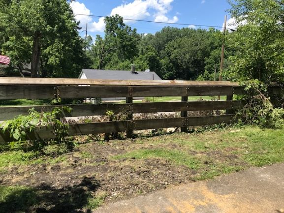 2019.06 fence repair complete sm